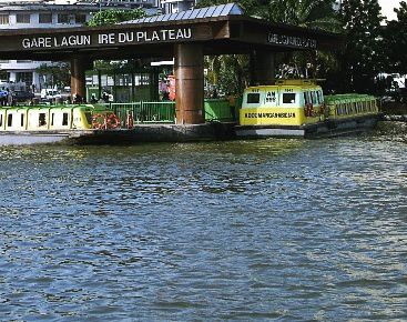 Abidjan:Des bateaux-bus annoncés à Songon