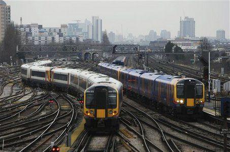 La privatisation du rail britannique qualifié de grand entrainement au vol par un rapport officiel