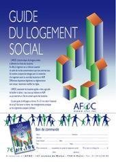 """Parution du """"guide du logement social"""""""