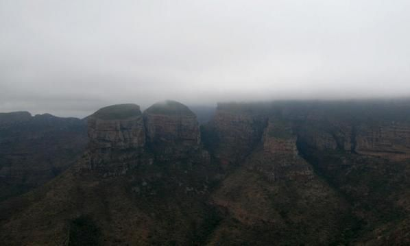 De Paris au Blyde River Canyon