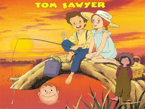 Tom Sawyer par Mathieu :)