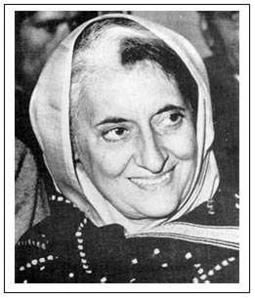 31 octobre 1984 : Assassinat d'Indira Gandhi par Nath1974