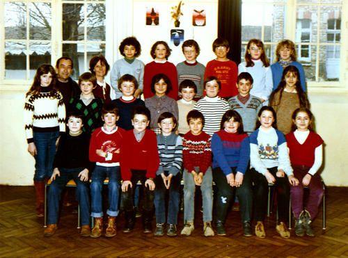 Photo de Classe 1983 ;)