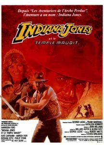 Indiana Jones et le Temple maudit par Lolotte :)
