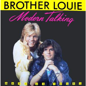 Modern talking et Brother Louie : 1986 :D