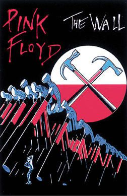 Pink Floyd - The wall : 1979 / 1982 :)