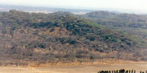 Aux environs de Harare, Zimbabwe