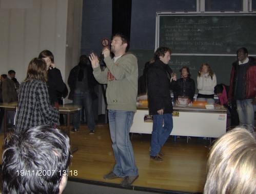 Université Paris 13, Villetaneuse, toujours en lutte contre la LRU