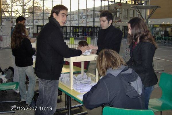 "Université Paris 13, résultats consultation : ""Contre la LRU"" !"