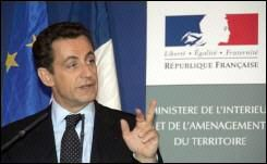 NICOLAS SARKOZY, UN DESTIN NATIONAL