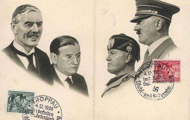 Contre le révisionnisme historique... sur les origines du fascisme et de la Seconde Guerre Mondiale