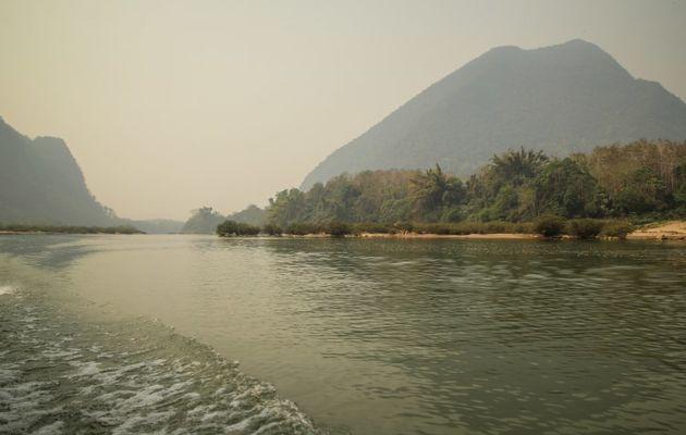 Laos : dernière étape à Muang Khua avant le Vietnam