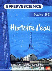 Effervescience 2007 : Histoire d'eau !