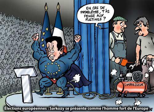 Deux ans de Nicolas Sarkozy : l'échec