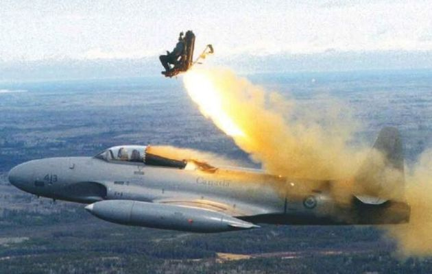 Ejection..!