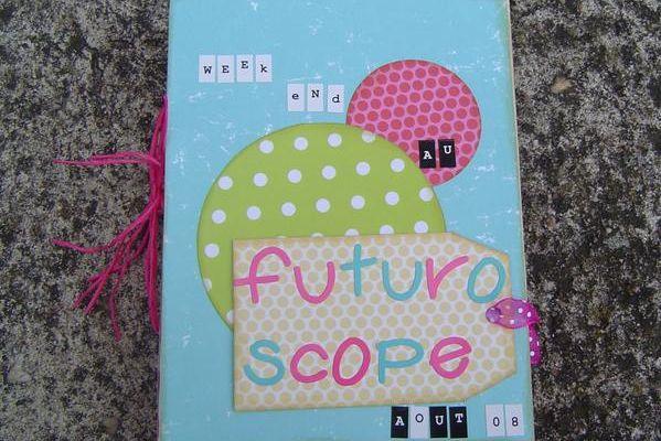 mini-album WE au futuroscope