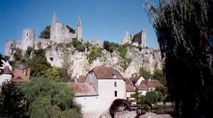 Angles sur l'Anglin, le plus beau village de France