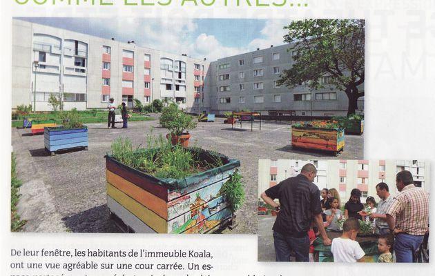 Mat'presse : La Cour - Vu du Kiosque Valence été 2010