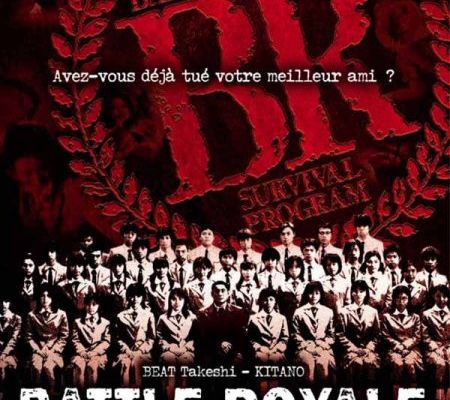 [Fiche Film] Battle Royale
