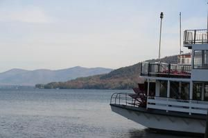 Canada : Jour 5 - Lake George & Outlets