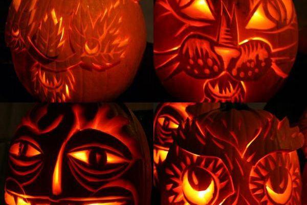 Programme d'Halloween 2009