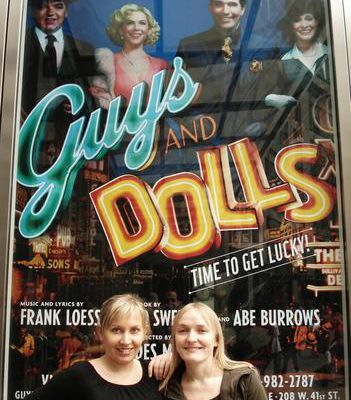 Guys and Dolls, la comédie musicale