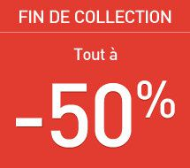 -50% sur les fins de collection Habitat