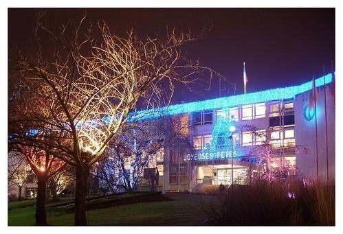 Illuminations de Noël à Sotteville
