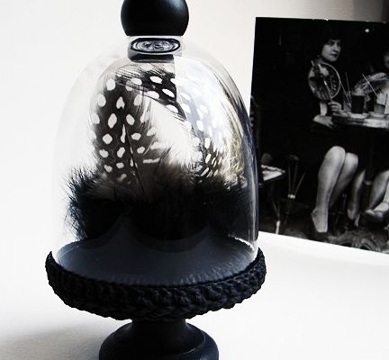 DIY Cloche en verre