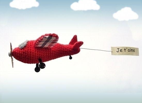 avion au crochet