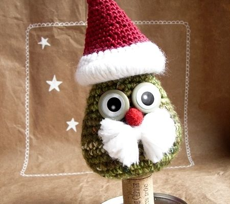 Mrs tree au crochet