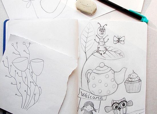 dessins...
