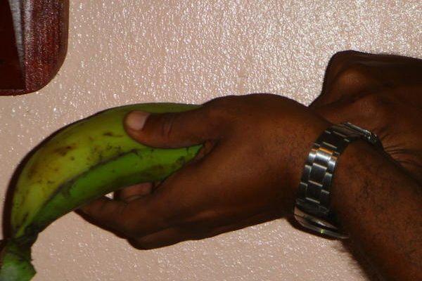 Pratique: comment peler une banane plantain facilement
