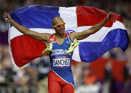 De l'or et de l'argent pour des athlètes dominicains aux JO