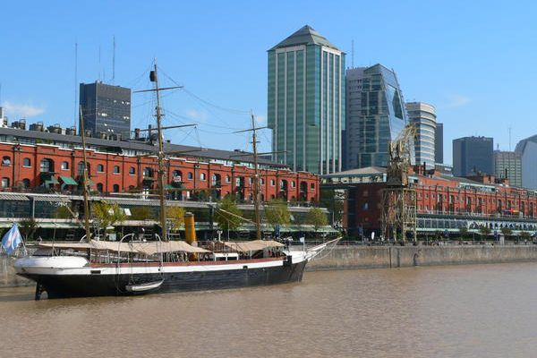 Buenos Aires, Puerto Madero