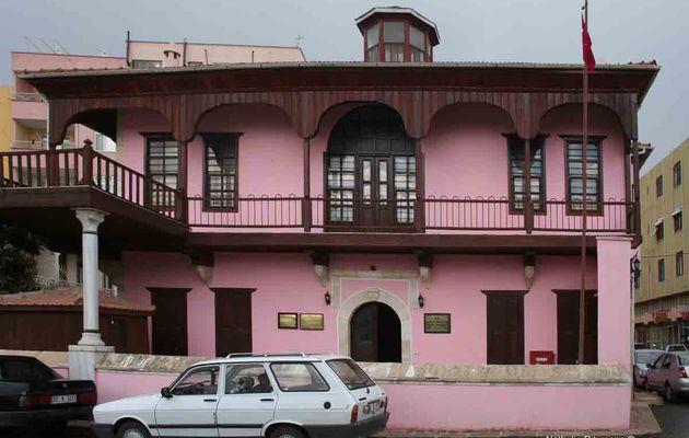 La maison-musée Atatürk de Silifke
