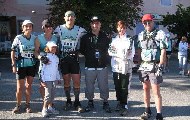 Finale du Challenge des Trails de Provence 2009