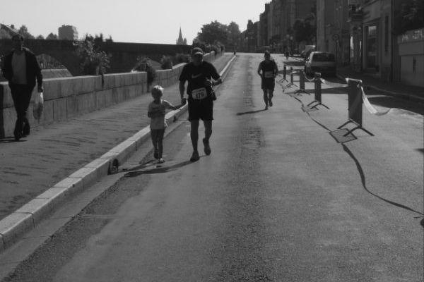 J-217 - Les Ecluses, première expérience du marathon.