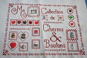 SAL mes charm's et boutons