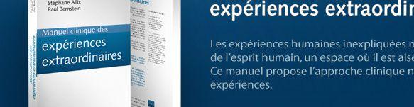INREES : le manuel clinique des expériences extraordinaires