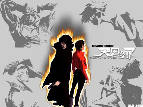 AMV sur Cowboy Bebop The Movie