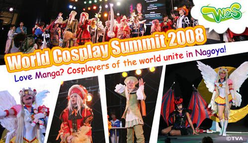 World Cosplay Summit 2008