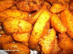 Potatoes...deux versions