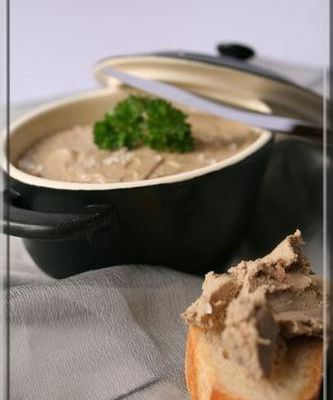 Délice de foies au Riesling