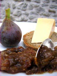 Chutney de Figues… Pour Accompagner les Fromages