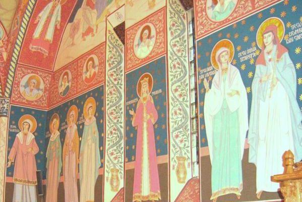 Lauda Sfintilor Cuviosi si Cuvioase