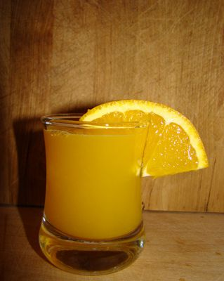 JUS D'ORANGE ET VITAMINES