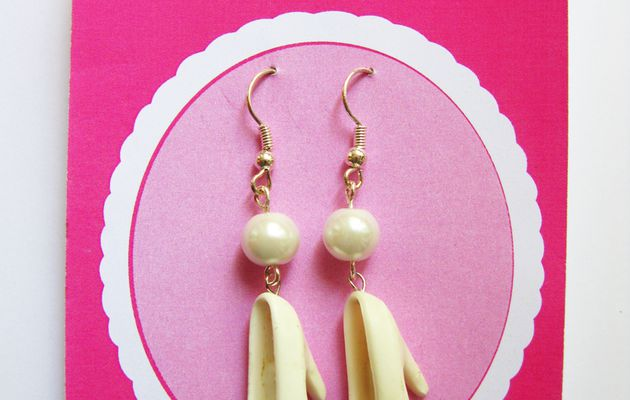 """Boucles """"Blanche Neige"""""""