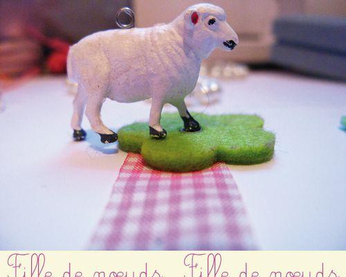 Je compte les moutons ...