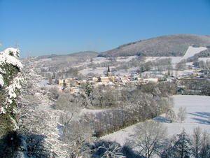 L'hiver à Saint Clément